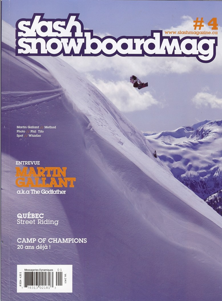 Slash Snowboardmag - BEST/WORST with Shandy Campos